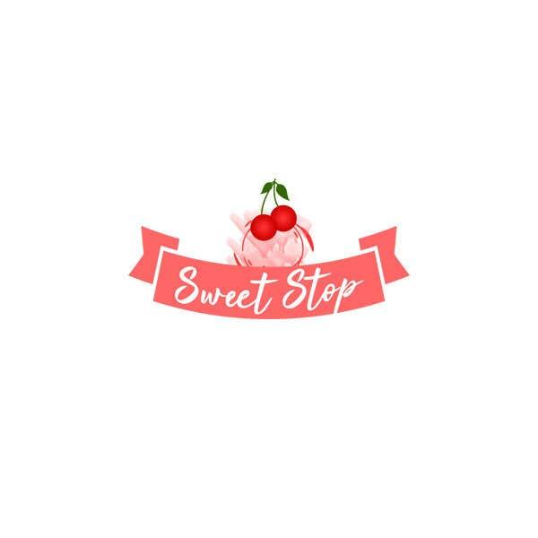 Конкурсная заявка №                                        121                                      для                                         sweet stop