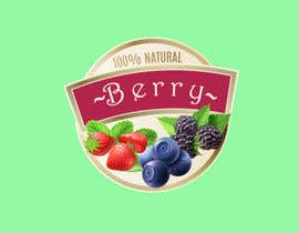 #2 for Logo design for Farm of Berry (blackberry blueberry strawberry) by alexrabbi111