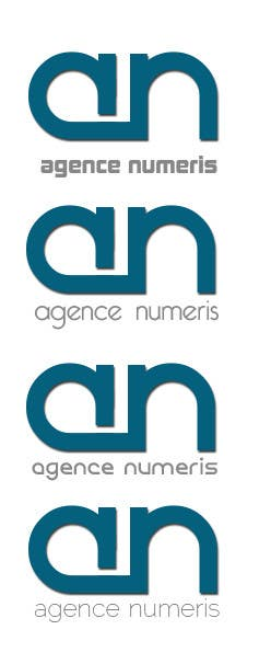 Contest Entry #                                        9                                      for                                         Create logo for Agence Numeris