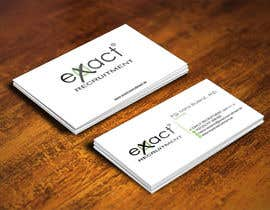 #41 cho Design Business Cards for Recruitment company bởi IllusionG