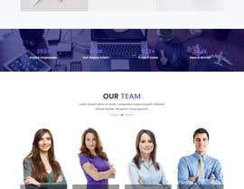 Nro 74 kilpailuun Create a website käyttäjältä itkhabir