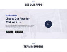 Nro 76 kilpailuun Create a website käyttäjältä itkhabir