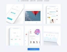 Nro 80 kilpailuun Create a website käyttäjältä itkhabir