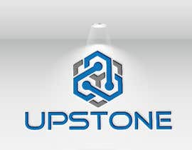 Nro 83 kilpailuun I want to create a logo for my company which us called Upstone as well as a powerpoint slide template using the colours and logo as described käyttäjältä nu5167256