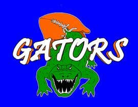 #39 para Design a T-Shirt for ( Florida Gator Football ) por ID94