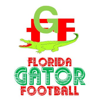 Konkurrenceindlæg #                                        54                                      for                                         Design a T-Shirt for ( Florida Gator Football )