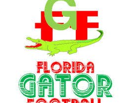 #54 para Design a T-Shirt for ( Florida Gator Football ) por leomax67l