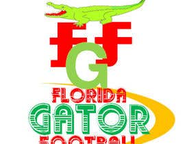 #55 para Design a T-Shirt for ( Florida Gator Football ) por leomax67l