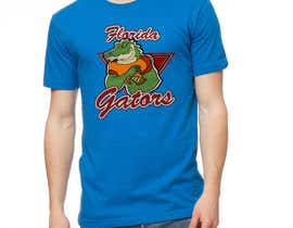 #8 para Design a T-Shirt for ( Florida Gator Football ) por DesignerKorin