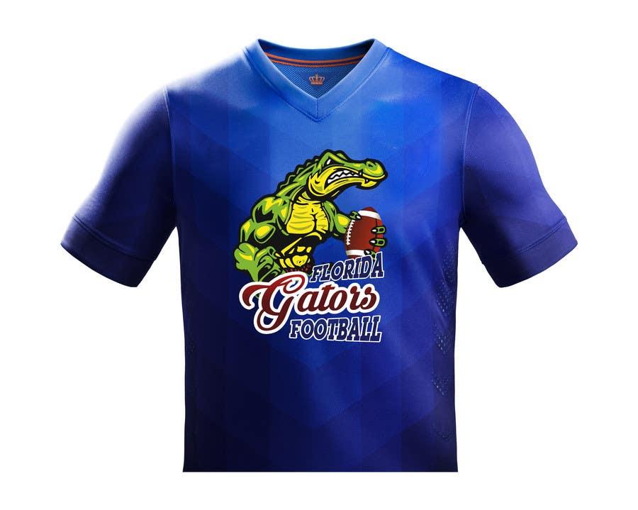 Contest Entry #                                        60                                      for                                         Design a T-Shirt for ( Florida Gator Football )