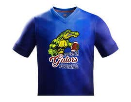 #60 para Design a T-Shirt for ( Florida Gator Football ) por classiq