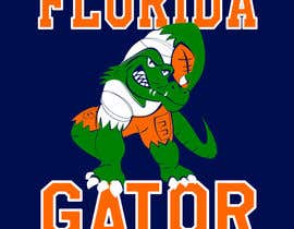 #37 cho Design a T-Shirt for ( Florida Gator Football ) bởi cpyton