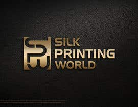 #46 untuk Design a Logo for SilkPrintingWorld Company oleh cooldesign1