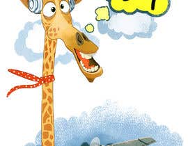 #35 for Modification Of Giraffe Design To A Newer Better Version af sonalibasu77