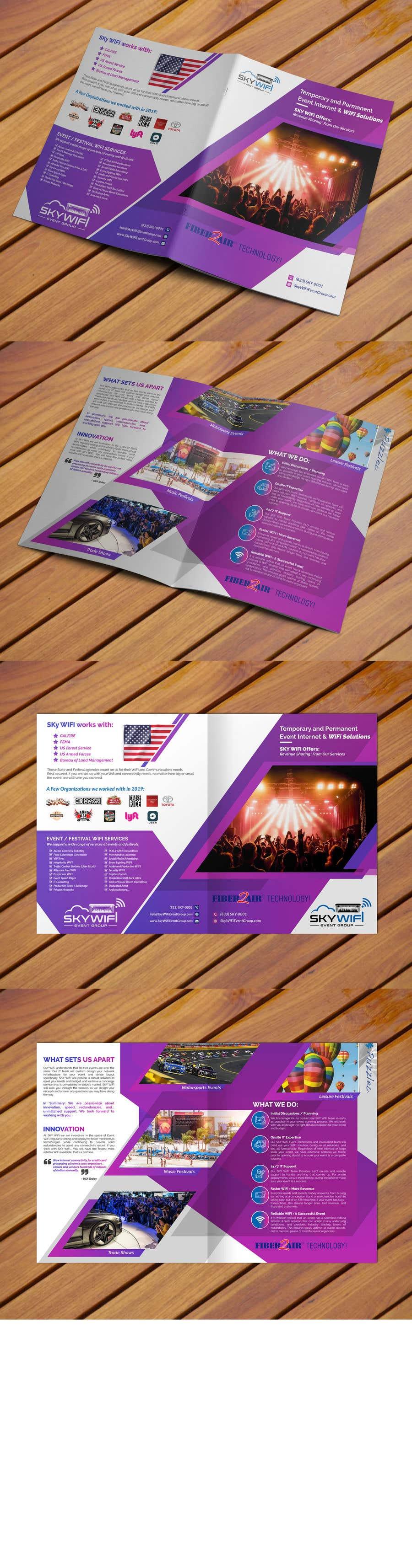 """Intrarea #                                        37                                      pentru concursul """"                                        Re-Design a Bi-Fold brochure                                     """""""