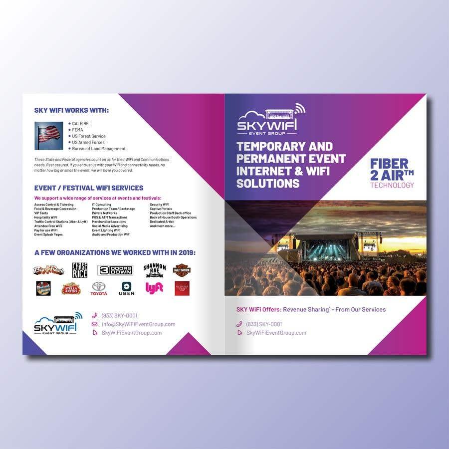 """Intrarea #                                        63                                      pentru concursul """"                                        Re-Design a Bi-Fold brochure                                     """""""