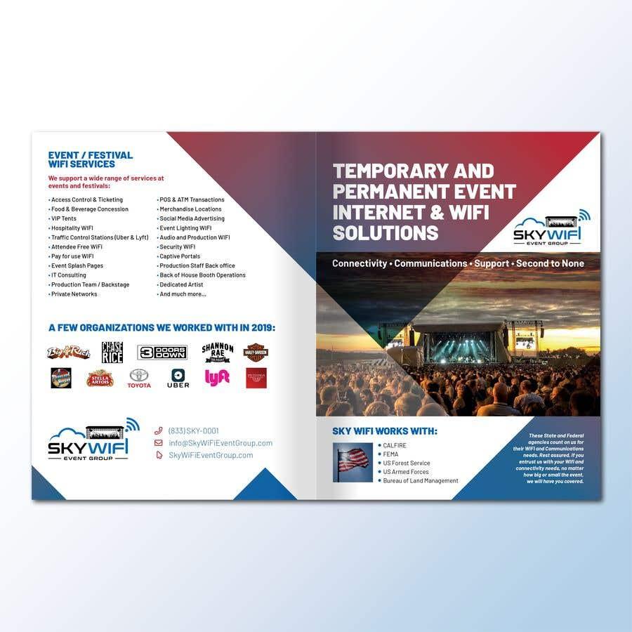 """Intrarea #                                        84                                      pentru concursul """"                                        Re-Design a Bi-Fold brochure                                     """""""