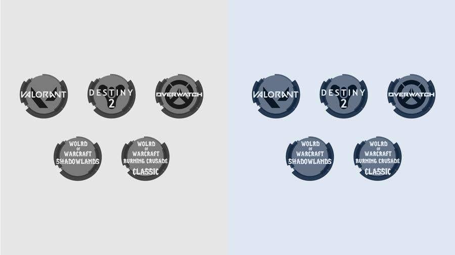 Kilpailutyö #                                        17                                      kilpailussa                                         Landing Page Icons Design