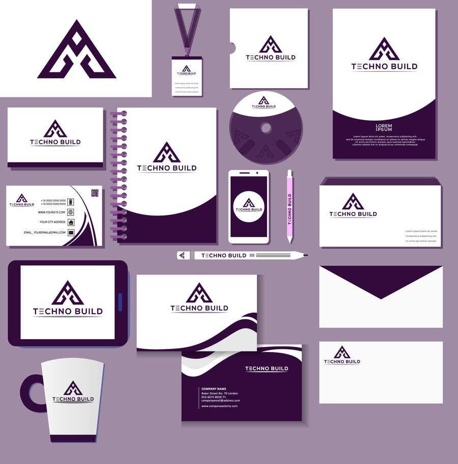 Kilpailutyö #                                        44                                      kilpailussa                                         Corporate identity design - 25/02/2021 06:10 EST
