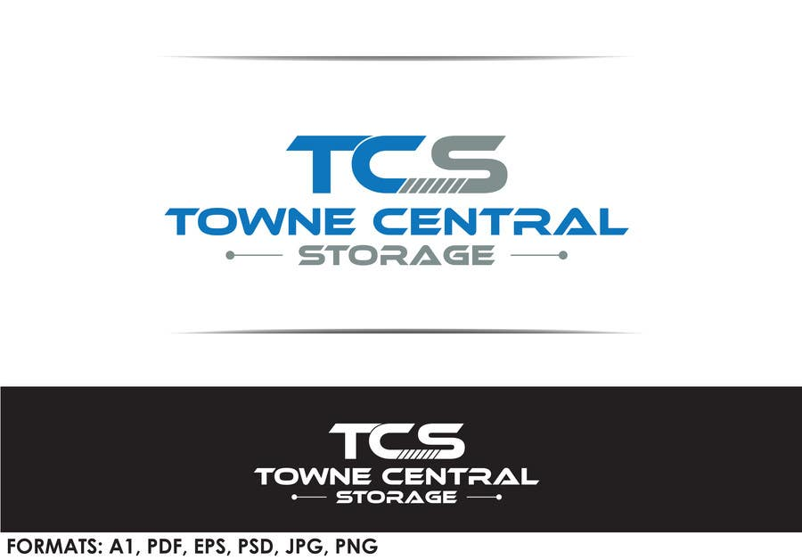 Konkurrenceindlæg #61 for Design a Logo for Towne Central Storage