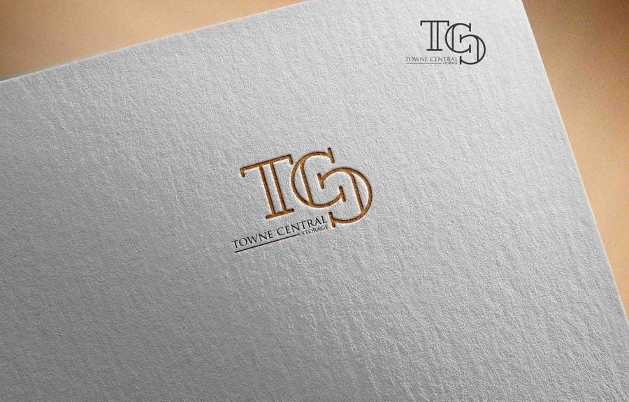 Konkurrenceindlæg #                                        69                                      for                                         Design a Logo for Towne Central Storage