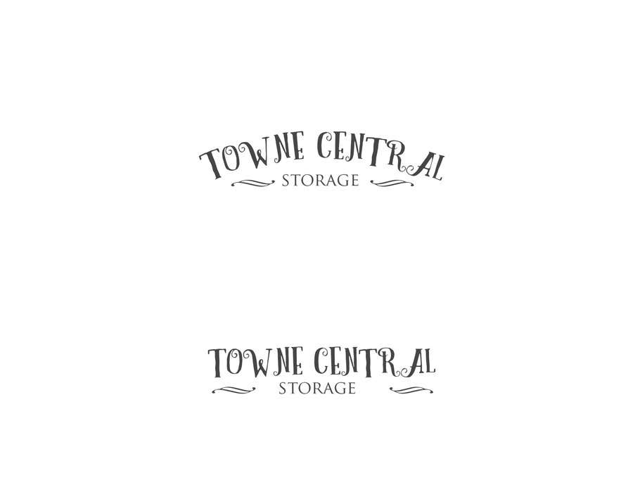 Konkurrenceindlæg #                                        71                                      for                                         Design a Logo for Towne Central Storage