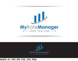 tolomeiucarles tarafından Develop a Logo and Corporate Identity for MyRateManager için no 73