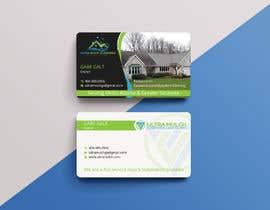 #251 untuk Double sided business card oleh bhabotaranroy