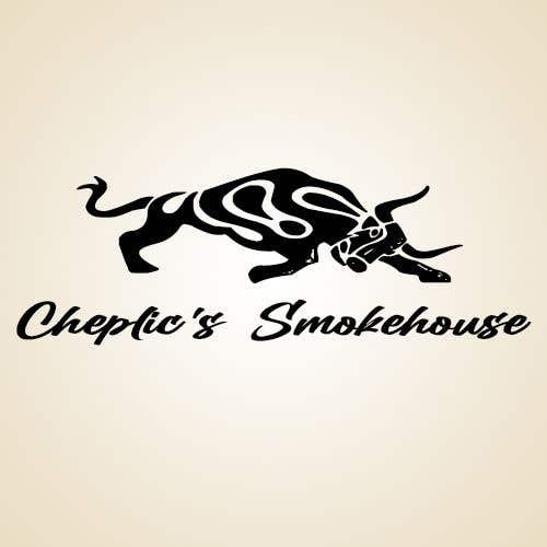 Kilpailutyö #                                        24                                      kilpailussa                                         Create a logo for corporate customer smoked meats, jerky, and beef sticks