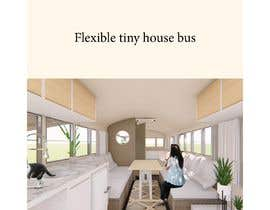 Nro 38 kilpailuun 3D House design in a BUS käyttäjältä suciramadnt