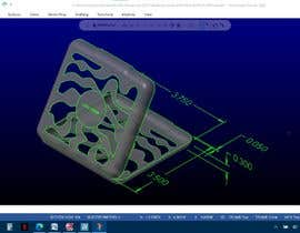 athutchison26 tarafından 3D drawing with STEP or IGS file format for Plastic Tray için no 7