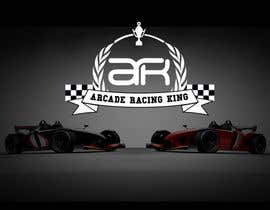 #67 para Design a Logo for an ARCADE RACE GAME por martinsholat