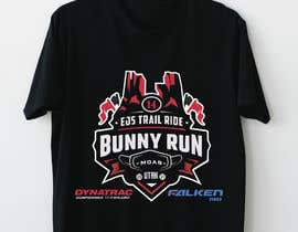#200 for T-Shirt Design for Bunny Run 14 Off Road Trail Ride by Depak33