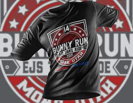 #160 for T-Shirt Design for Bunny Run 14 Off Road Trail Ride by badhan53