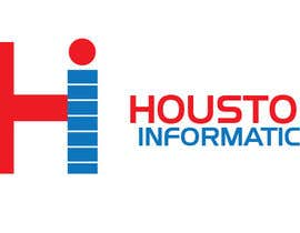 #207 for Houston Informatics Logo Design af swethaparimi