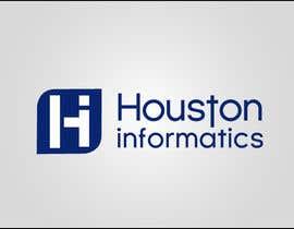 #208 cho Houston Informatics Logo Design bởi GoldSuchi