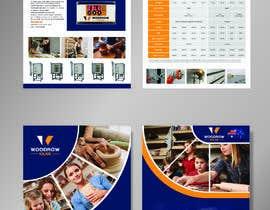 Nro 110 kilpailuun Brochure Template käyttäjältä decentcreation