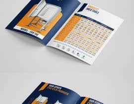 Nro 108 kilpailuun Brochure Template käyttäjältä ProGraphics4u
