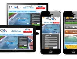 #28 para Website Design TouchUp For Mobile + Responsive Design Needed For Tablet & Desktop por webmastersud