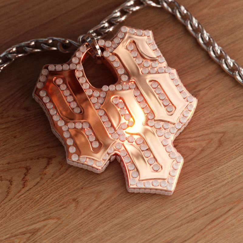 Bài tham dự cuộc thi #                                        8                                      cho                                         Jewelry Rendering and File