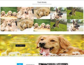 #12 untuk Design a layout for my website oleh niloynil445