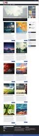Konkurrenceindlæg #                                                13                                              billede for                                                 Design a layout for my website