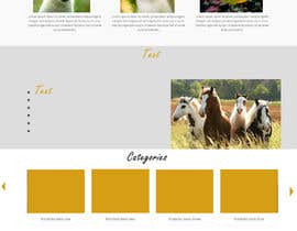 deepakinventor tarafından Design a layout for my website için no 5