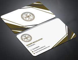 #138 untuk Business Card, Letter Head, Envelopes and Email Signature Template. oleh NImo87
