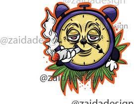 #12 for Custom Mascot Vector af zaidamontesilus7