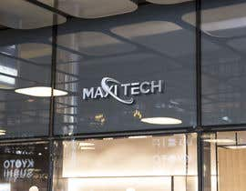 #669 for Maxitech logo design by Sajjadhossain83
