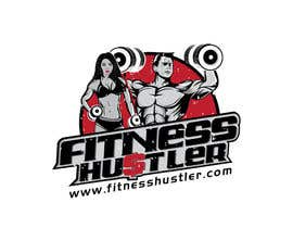 #121 for Design FitnessHustler Logo by AWAIS0