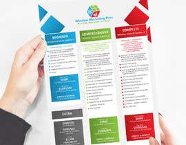 nº 31 pour Need this package pricing table turned into a professional looking and printable document par Rezowanislamrir