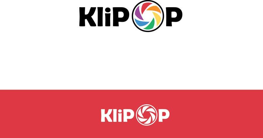 Contest Entry #20 for Design a Logo for Klipop