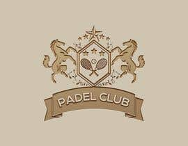 #129 for Logo for Padel Tennis club af shakilahmeddhaka